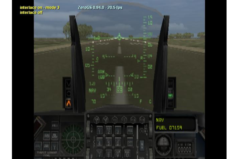 Energy Airforce - PCSX2 Wiki