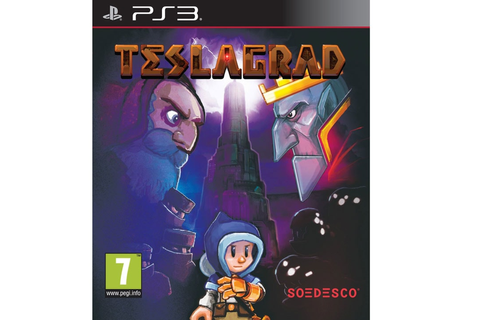Teslagrad - PS3 Game | Multirama.gr