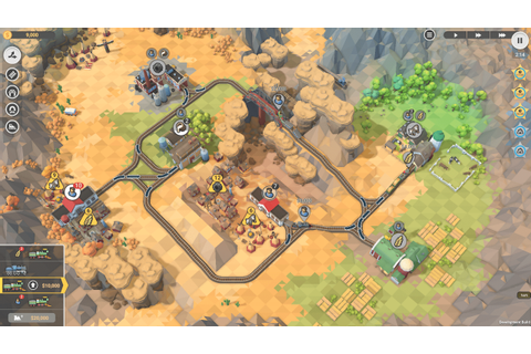 Train Valley 2 Indie Game Preview | Geeky Hobbies