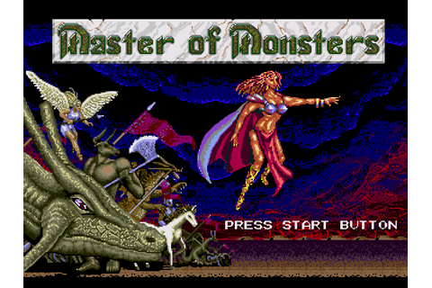 Master of Monsters Screenshots | GameFabrique