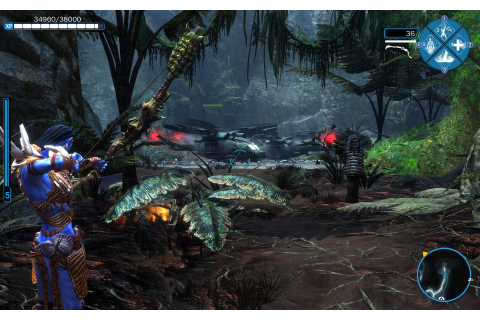 James Cameron's Avatar: The Game Screenshots for Windows ...