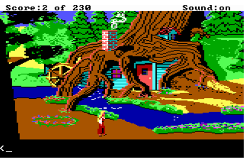 King's Quest IV: The Perils of Rosella Screenshots for DOS ...