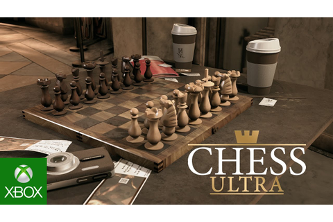 Chess Ultra - Announcement Trailer - Xbox One - YouTube