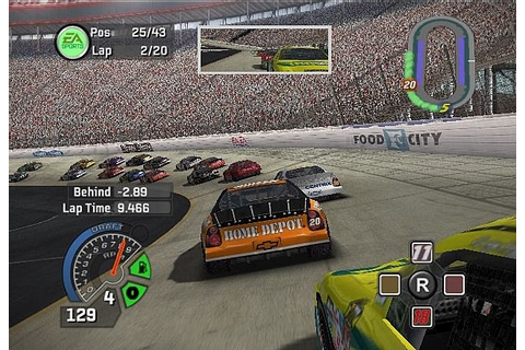 Screens: NASCAR 06: Total Team Control - Xbox (3 of 6)