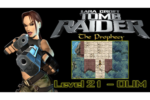 [Game Boy Advance] Tomb Raider: The Prophecy - Level 21 ...