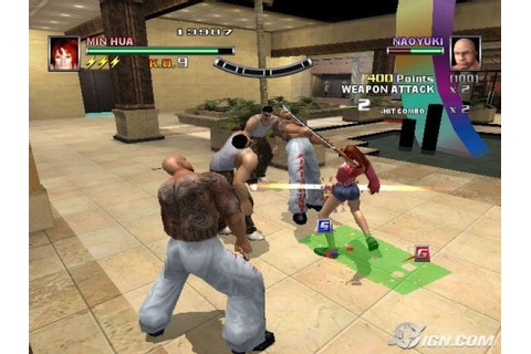 Spikeout: Battlestreet (2005) (VG) Video Game