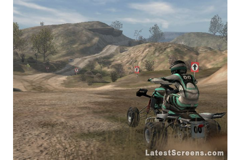 All ATV Offroad Fury 4 Screenshots for PlayStation 2