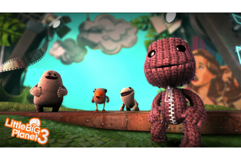 LittleBigPlanet 3: PS4 vs. PS3 comparison video - VG247