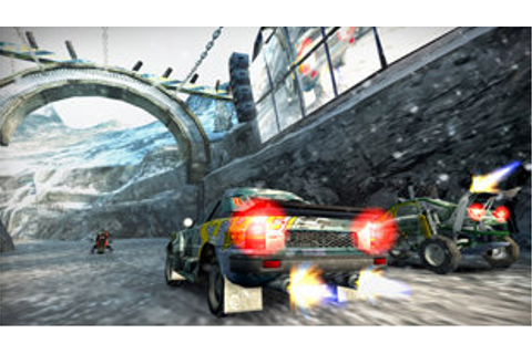 MotorStorm® Arctic Edge Game | PSP - PlayStation