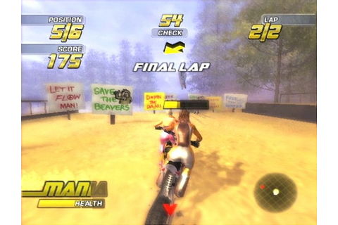 Screens: Motocross Mania 3 - PS2 (2 of 21)