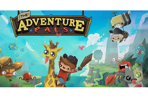 The Adventure Pals PC preview - A super fun platformer - TGG