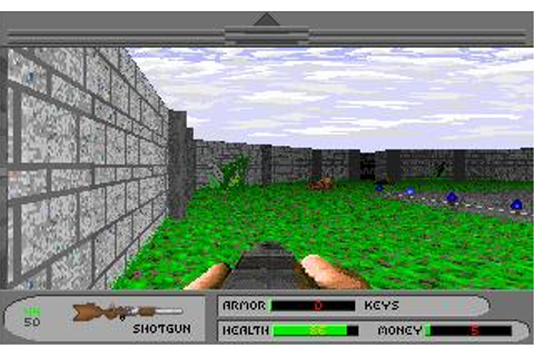 Island Peril Download (1995 Arcade action Game)