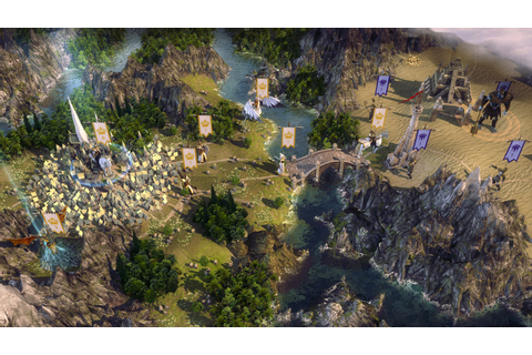 Age Of Wonders III Upgrades To Version 1.705 | GameWatcher