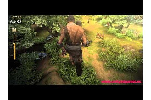Jack the Giant Slayer: Fallon's Fury - unity 3d action ...