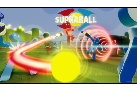 BEST BALL GAME EVER?! - SUPRABALL - YouTube