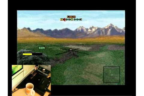 Lets Play Firestorm Thunderhawk 2 For The Sega Saturn ...