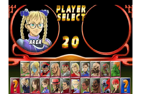 Street Fighter Ex2 Plus Download Game | GameFabrique