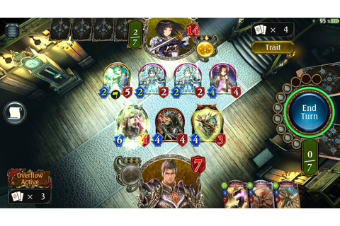 Shadowverse Review and Download – MMOBomb.com