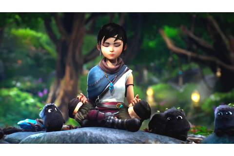 Kena: Bridge of Spirits- First Look Gameplay(4K ...