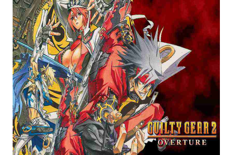 Guilty Gear 2: Overture Game Download Free For PC Full ...