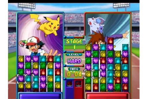 Pokemon Puzzle League (USA) ROM