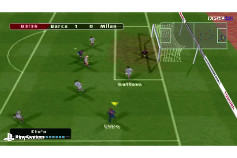 [PS1] FIFA Football 2005 Gameplay with ePSXe (Full - YouTube