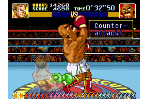 Super Punch-Out!! - Game Museum » Game Museum