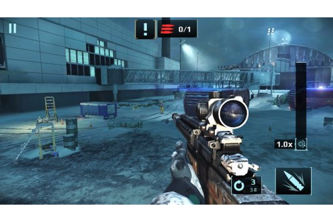 Sniper Fury: Top shooter -fun shooting games - FPS Android ...