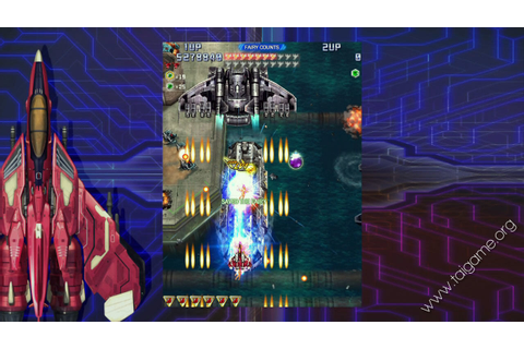 Raiden IV: OverKill - Download Free Full Games | Arcade ...
