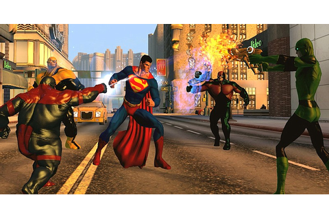 Comic-Con Video Game Demo: DC Universe Online | KPBS