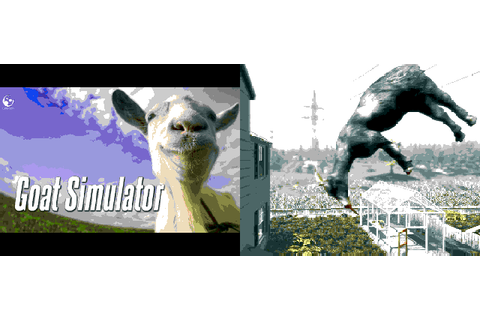 Goat Simulator Coming to the Amiga - English Amiga Board