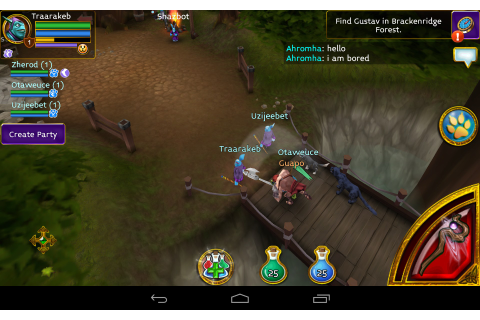 Arcane Legends – Games for Android 2018 – Free download ...