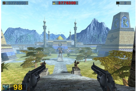 Serious Sam The Second Encounter Game - Free Download Full ...