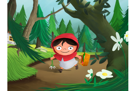 Little Red Riding Hood Deluxe - SmartGames