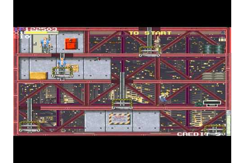 Elevator Action Returns - Longplay [Mame-Game] - YouTube