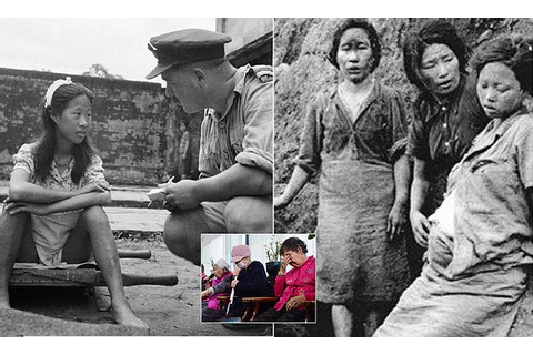 South Korean 'Comfort women' blast Japan apology over WW2 ...