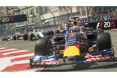 F1 2015 Game: A Polished Repetition