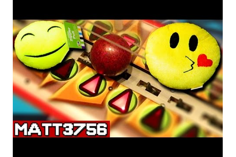 Red Zone Arcade Game Emoji Challenge! - YouTube