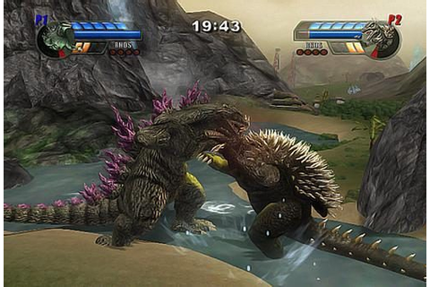 Godzilla Unleashed (2007) by Pipeworks Software Wii game