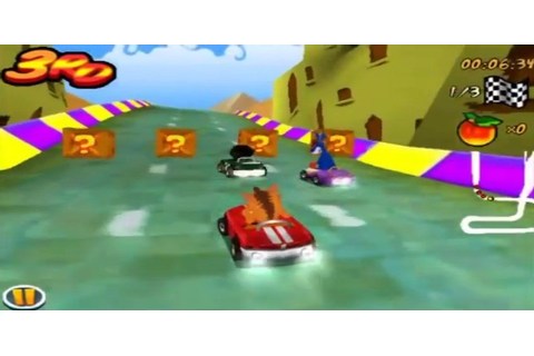 Crash Bandicoot Nitro Kart 2 Iphone Game - besttorrentmontfrar