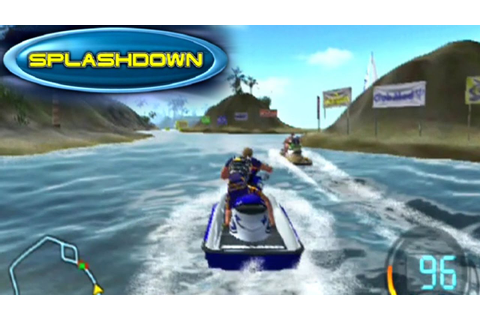 Splashdown ... (PS2) - YouTube