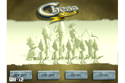 Screenshots - Chess Crusade (Wii) | Nintendo-x2.com