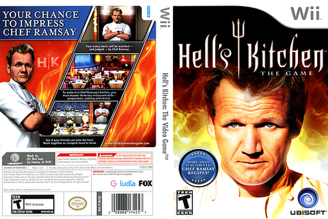 RH2E41 - Hell's Kitchen: The Video Game