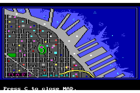 Download Manhunter 2: San Francisco adventure for DOS ...