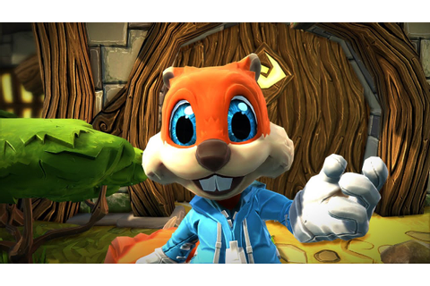 Conker's Big Reunion - Teaser Trailer - YouTube