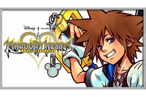 KINGDOM HEARTS RE:CODED - LE FILM COMPLET (GAME MOVIE ...