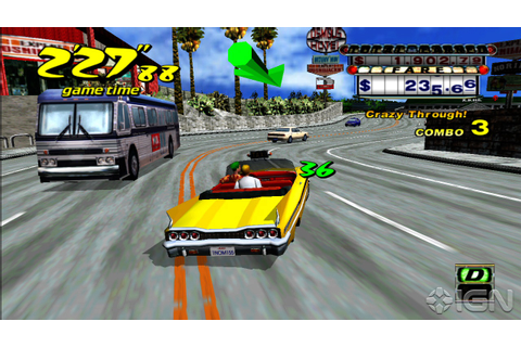 thehtd*: Crazy Taxi 3 PC Game Full Version Free Download