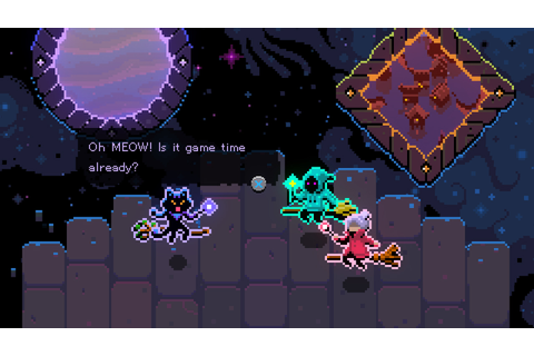 Wand Wars Review – Brash Games