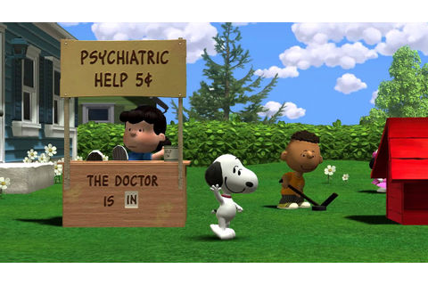 The Peanuts Movie: Snoopy's Grand Adventure Video Game ...