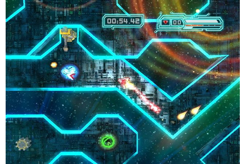 Evasive Space (2009) by High Voltage Software Wii game